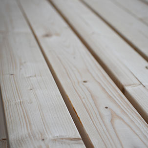 Sawn & Graded Timber